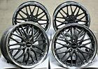 """ALLOY WHEELS 18"""" CRUIZE 190 GMP FIT FOR OPEL ADAM S CORSA D ASTRA H & OPC"""