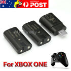 For XBOX ONE Controller USB Charging Dock + 2x Rechargeable Battery Pack
