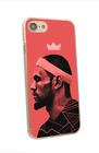 LeBron James Basketball iPhone XS Max XR X 7 8 Plus case cover for phone models