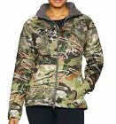 Under Armour Brow Tine Mid Season Kit Hunting Jacket Forest 1316695 940 Sz L NWT