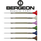 Внешний вид - Bergeon 30081 Watchmaker's Flat Head Screwdriver with Swivel Head Swiss Made