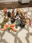 2000 Beanie Babie Lot Of 16 All Mint Condition!! Bushy, Rufus, Trumpet, Sneaky +