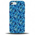 Blue and Green Floral Phone Case Cover Flowers Vintage Flower Design a186