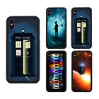 Doctor Who Tardis All Doctors Phone Case Fit For iPhone Xs Max 7 8 Phone Cover