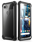 For Google Pixel 3XL Case i-Blason Ares Full-Body Cover with Screen Protector