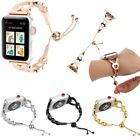 Stainless Steel Bracelet iWatch 40/44mm Band Strap for Apple Watch Series 3 4 5 image