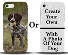 German Shorthaired Pointer Dog Phone Case Cover Dogs Puppy Pet Gift Present d159