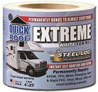 Cofair UBE425 Quick Roof Extreme with Steel-Loc Adhesive,  White for RVs -...