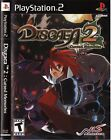 Playstation 2 PS2 Disgaea 2 Cursed Memories *Case* & *Artwork* Only