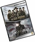 Texas Rising/ Sons Of Liberty Double Feature
