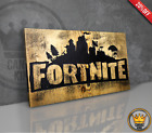 Canvas King - Fortnite wooden effect canvas