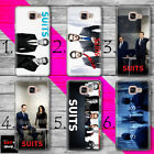 SUITS 6 SPECTER ROSS DONNA THIN TPU Plastic case cover SAMSUNG phone A3 A5 A7