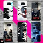 SUITS 6 SPECTER ROSS DONNA PHONE case cover SAMSUNG S5 S6 S7 S8 S9 Edge plus+