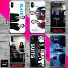 SUITS 6 SPECTER ROSS DONNA THIN TPU plastic silicon case cover iPhone Xs R MAX 8
