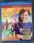 ** American Girl: Saige Paints the Sky, Blu-ray/DVD, brand new, factory sealed!