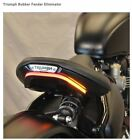 TRIUMPH BOBBER Fender Eliminator  NRC NEW RAGE CYCLES $220.0 USD on eBay