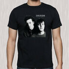 Tears For Fears Rock Band Album Cover Men's Black T-Shirt Size S to 3XL image