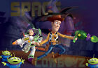 2 sizes available Photo wallpaper wall mural Disney for kids Toy story cartoon