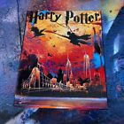 Harry Potter. Spray Paint Art. Stretched Canvas.