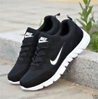 Men Women SHOES LADIES PUMPS TRAINERS LACE UP MESH SPORTS RUNNING CASUAL 1110AA