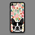 BOSTON TERRIER DOG BREED for apple iphone and samsung cover case