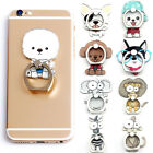 Cartoon Cute 1PC Dog Bone Phone Holder Finger Ring Mobile Grip Stand