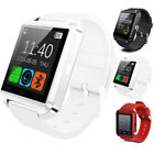 Bluetooth Fitness Smart Wrist Watch iPhone Mate Fits Android iOS Samsung LG HTC