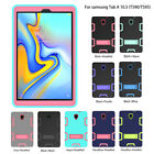 For Galaxy Tab A 10.5 Inch SM-T590/SM-T595 Colorful Hybrid heavy protection Case