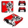 Beautiful Dragon Ball Skin For Playtation 4 PS4 Slim Console Decal Skin Sticker