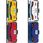 Personalized RX7 Initial Name Car Plate Phone Wallet Flip Cover for LG Motorola