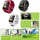 Fashion Bluetooth Smart Watch Phone Camera Card Mate For Android Smart Phone X1