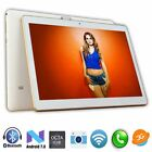"10.1""Zoll Quad Core Android PAD WIFI Bluetooth 4G/3G Tablet PC Dual SIM & Kamera"