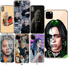SIX FEET UNDER Billie Eilish Silicone Phone Case For iPhone 11 Pro Xs Max 8 7 6+