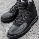 NIKE LUNAR FORCE 1 DUCKBOOT BQ7930-003 Trainers Sneakers Shoes Men's Sport Black