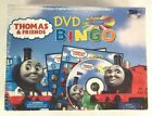 New Thomas and Friends DVD Bingo Game 2 to 6 players Ages 4 and up Sealed