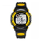 Kid Watch Waterproof Sport LED Alarm Stopwatch Digital Wristwatch for Boy GirlWristwatches - 31387
