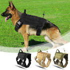 Hunting Dog Military Camouflage Tactical Vest Pet Dog Clothes Outdoor Training