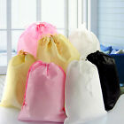Shoes Bag Travel Storage PouchDrawstring DustBag Non-woven Party Gift 4 Sizes BH