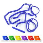 ZAP Blue For Ford Fiesta Mk6 ST 150 2.0L Ancillary Silicone Coolant Hose Pipe