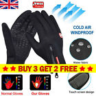 Kyпить Windproof Waterproof Anti-slip Thermal Touch Screen Gloves Ladies Mens UK Seller на еВаy.соm