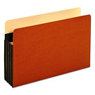 TOPS Globe-Weis/Pendaflex Accordion File Pockets, 3.5 Inch Expansion, Legal 25