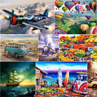 Внешний вид - Traffic DIY 5D Diamond Painting Embroidery Cross Stitch Kits Home Decor Balloon