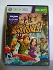 X Box 360 Kinect game Kinect Adventures! fun action multiplayer xbox 360 game