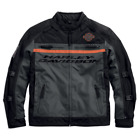 Harley-Davidson Genuine Men's Motorcycle Riding Jacket Elite Switchback