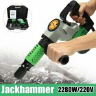 2280W 220V Electric Hammer Drill Power Hammers Power Rotary Drill with Case