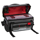 Plano+Weekend+Series+Softsider+Tackle+Bag+%2D+2%2D3500+Stowaways+Included+%2D+Gray