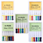 Dental Endo Hand Use K/H-Files 31/25/21mm Stainless Steel Root Canal REAMERS günstig