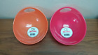 WETNoZ  3-Cup  Scoop  Dog /Cat Dish Bowl -Orange or Pink