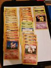 32 Base Set Polemon Cards, 30 energy, 9 trainers