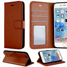 Flip Leather Wallet Book Cover Luxury Magnetic Protective Perfect Fit For Phones